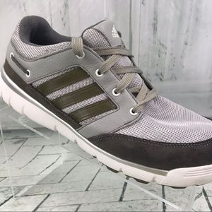 adidas Shoes - Adidas Men's EVN791001  Ankle High Top Gray Size 8